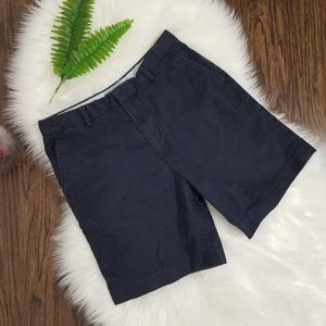 Tommy Hilfiger | Navy Blue Mens Shorts SidePockets